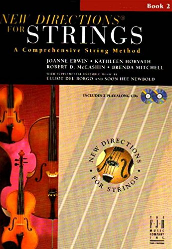 New Directions for Strings Teacher's Manual Book 2