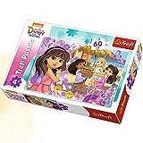 Puzzle 60 Dora and friends Taniec i muzyka