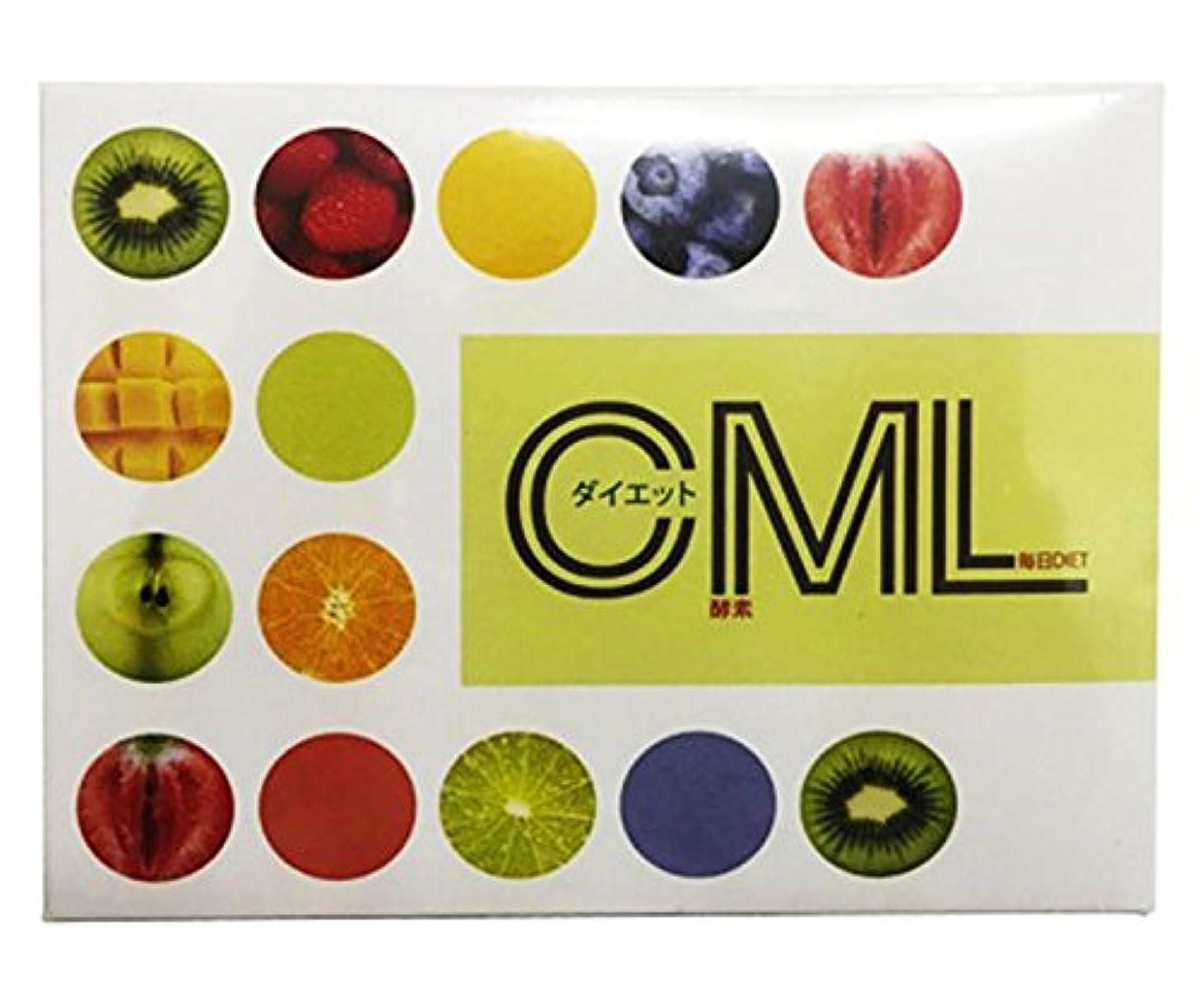 チャレンジ梨セクションCML 毎日ダイエット 多麹菌酵素サプリメント 7種の穀物酵素