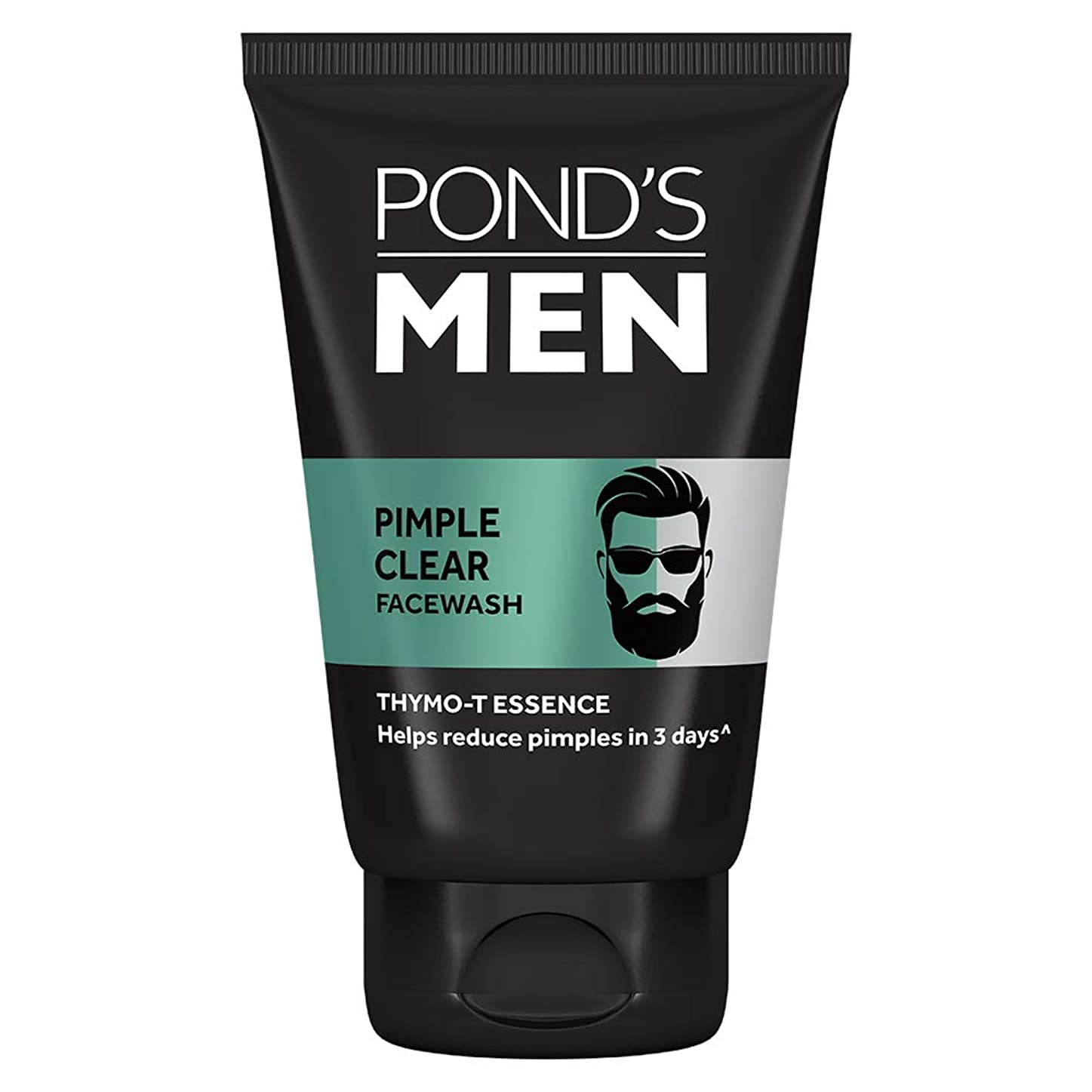 苦情文句事回復するPond's Men Acno Clear Oil Control Face Wash, 100g