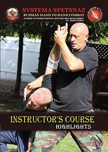 Curso de la calle DVD–Instructor de defensa–Highlights. Ruso. De vídeo sistema de artes marciales formación mano a mano Combat 2DVD Set