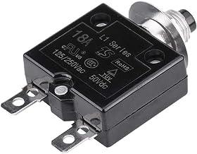 Thermoschakelaar reset, stroomoverbelastingsbeveiliging apparaat vermogensschakelaar handmatige reset stroomschakelaar ove...