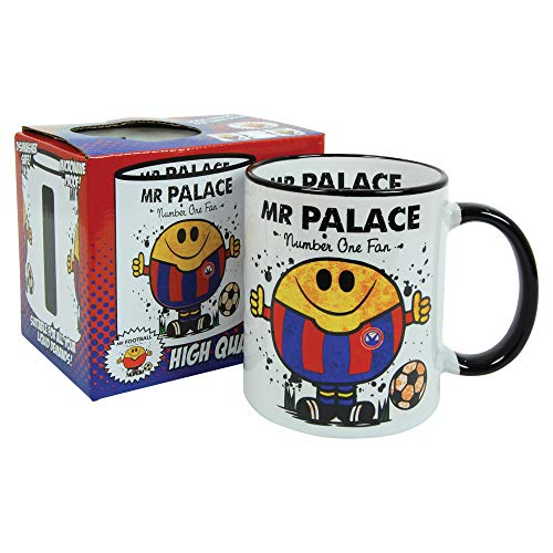 Mr Crystal Palace Mug - Football Gift for him Men Merchandise