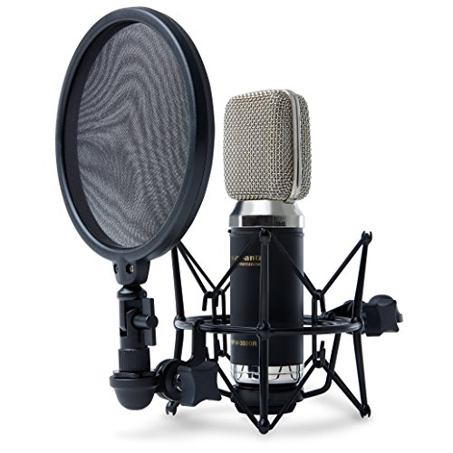 Marantz Professional MPM-3500R | Premium Ribbon Microphone With Ultra Low-Mass...