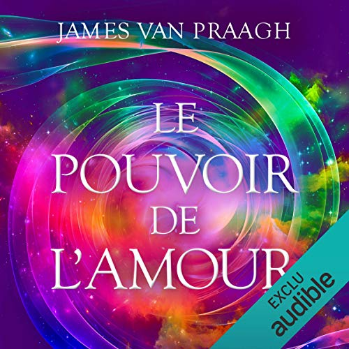 Le pouvoir de l'amour audiobook cover art