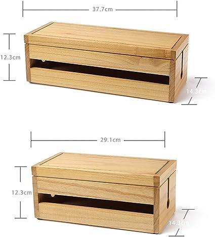 Insun Aufbewahrungsbox Für Kabel Und Steckdosenleiste Elektronik