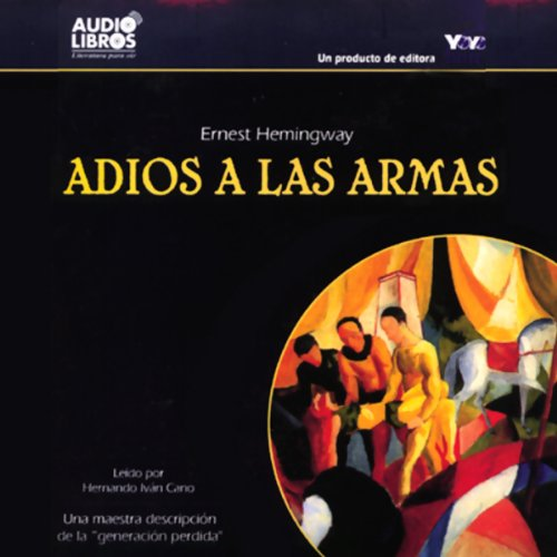 Adios a Las Armas [Farewell to Arms] audiobook cover art