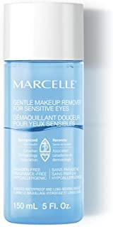 Marcelle Gentle Eye Makeup Remover for Sensitive Eyes, 5 Ounce Bottle