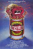 Return of The Killer Tomatoes! Movie Poster (68,58 x 101,60