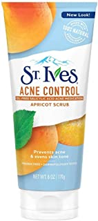 acne scrub by St. Ives