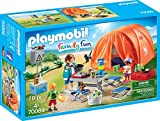 Playmobil 70089 Family Fun Family Fun Camping, Multicolore - Version Allemande