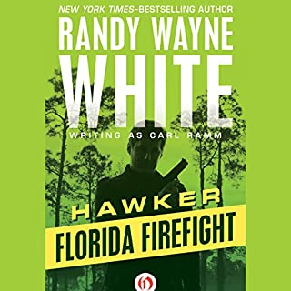 Florida Firefight audiobook cover art