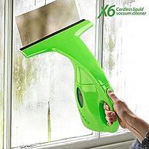 X6 Cordless Liquid Vacuum Mini Aspirador Limpiacristales,