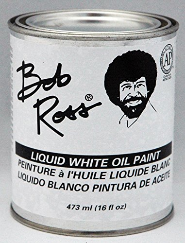 Bob Ross R6214 473-Ml Liquid White
