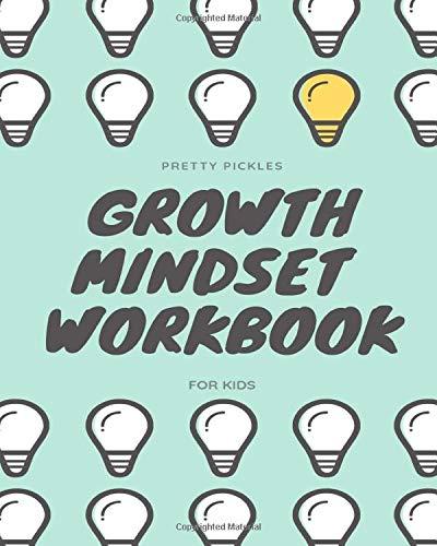 Growth Mindset Workbook for Kids