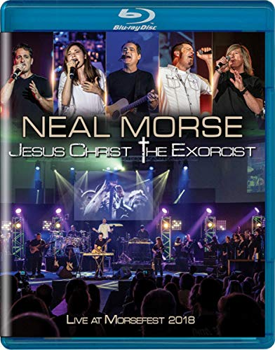 Neal Morse - Jesus Christ The Exorcist (Live At Morsefest 2018) (Blu-Ray)