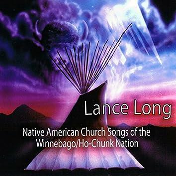 Native American Church Songs of the Winnebago/Ho-Chunk Nation