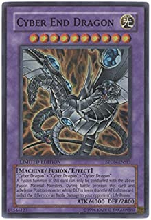 Yu-Gi-Oh! - Cyber End Dragon (STON-ENSE1) - Strike of Neos - Unlimited Edition - Super rare