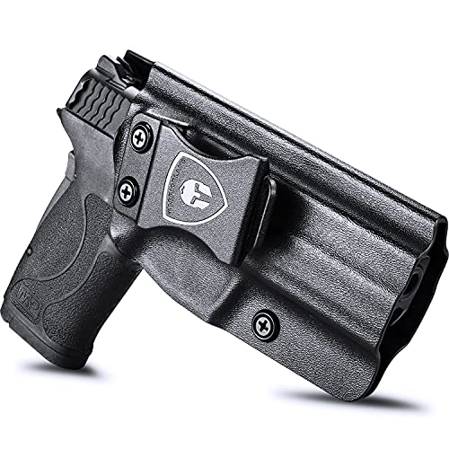Compatible with M&P Shield 380 EZ Holster, IWB KYDEX Holster...