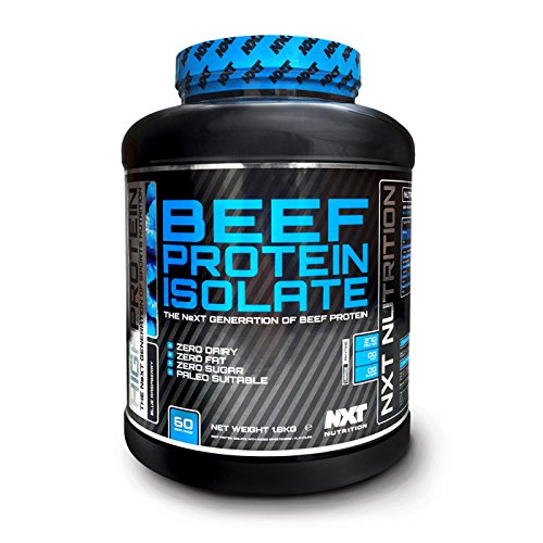 NXT Nutrition Beef Protein Isolate 1.8kg - Cola