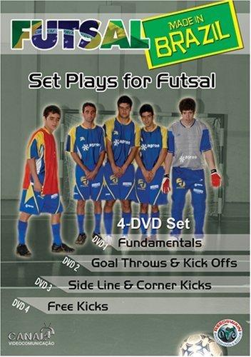 Futsal Made in Brazil: Set Plays for Futsal by Pablo de Souza