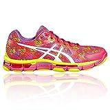 Deportivas Asics Gel Netburner Professional 13 para mujer (SS17), color Rosa, talla 39,5 EU