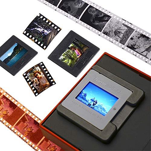 PictoScanner | Escáner de Negativos y diapositivos de 35 mm ...