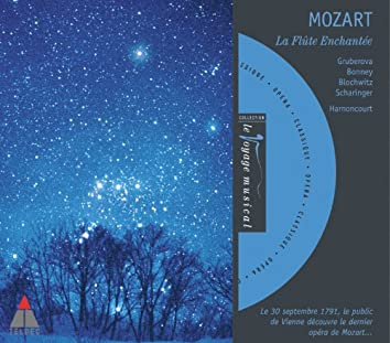 Mozart : La Flûte enchantée [Extraits]