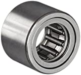 Koyo RNA6911A Needle Roller Bearing, Outer Ring and Roller, Open, Oil Hole, Steel Cage, Metric, 63mm ID, 80mm OD, 45mm Width