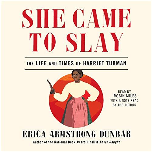 『She Came to Slay』のカバーアート