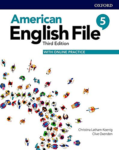 American English File: Level 5: Student Book With Online Practice