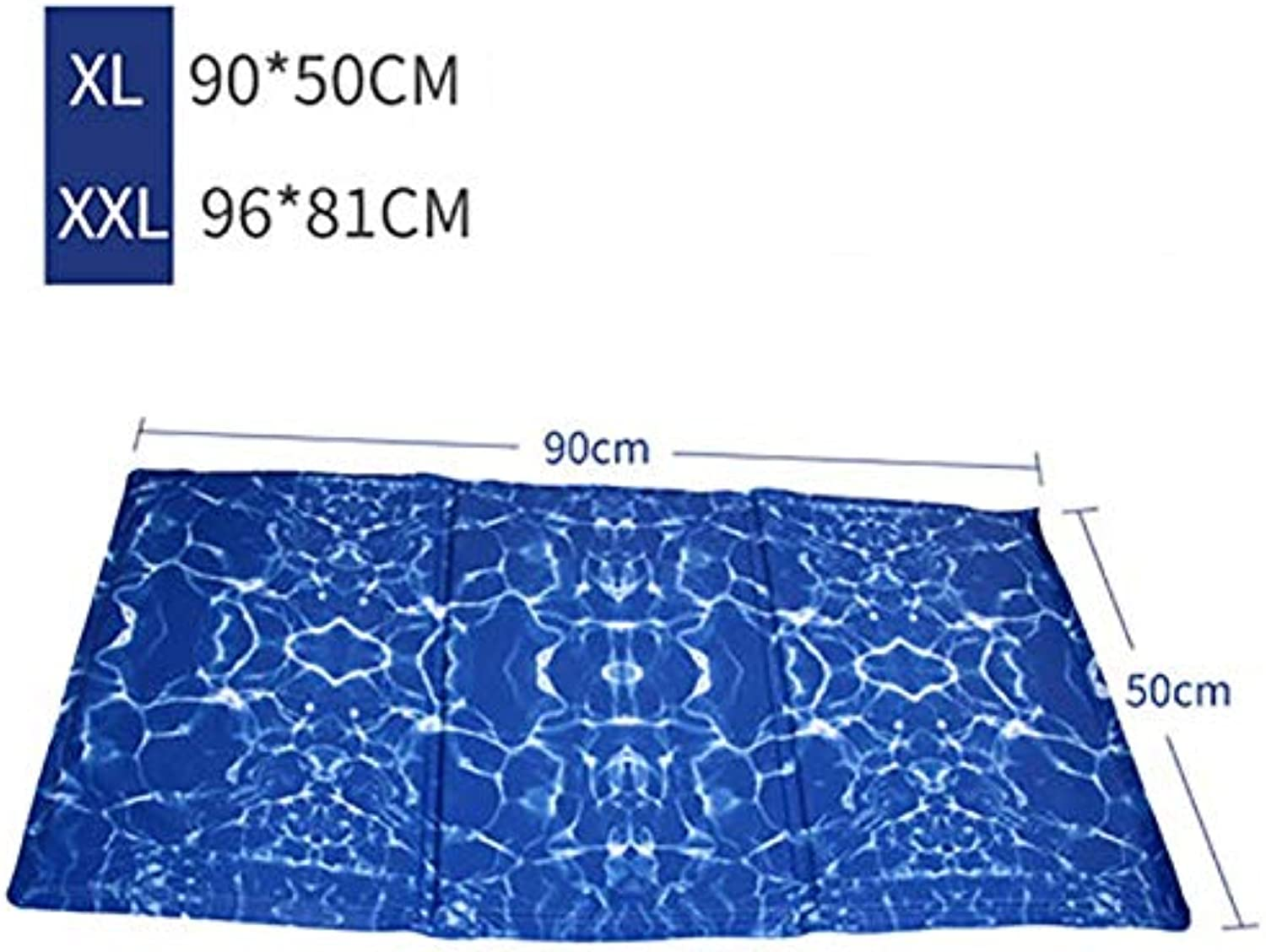 Pets and Water Cool Pad Can Be Recycled Dog Ice Pad Cat Mat Cat Supplies Dog Mat