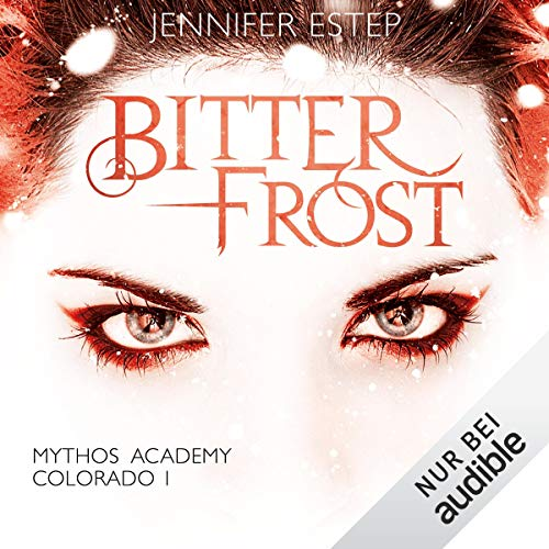 Bitterfrost audiobook cover art