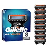 Gillette Fusion ProGlide - Cuchillas de recambio para maquinilla de afeitar, 8 unidades