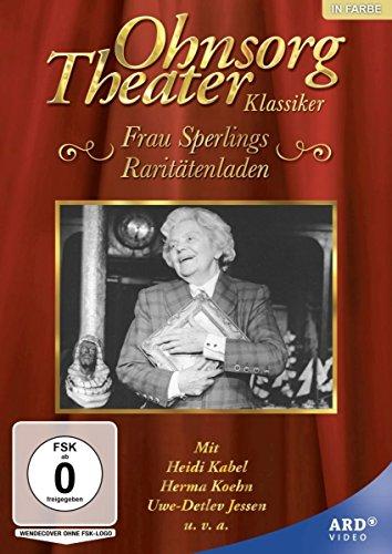 Ohnsorg Theater - Klassiker: Frau Sperlings Raritätenladen