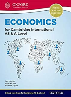 Economics for Cambridge International AS and A Level (First Edition)