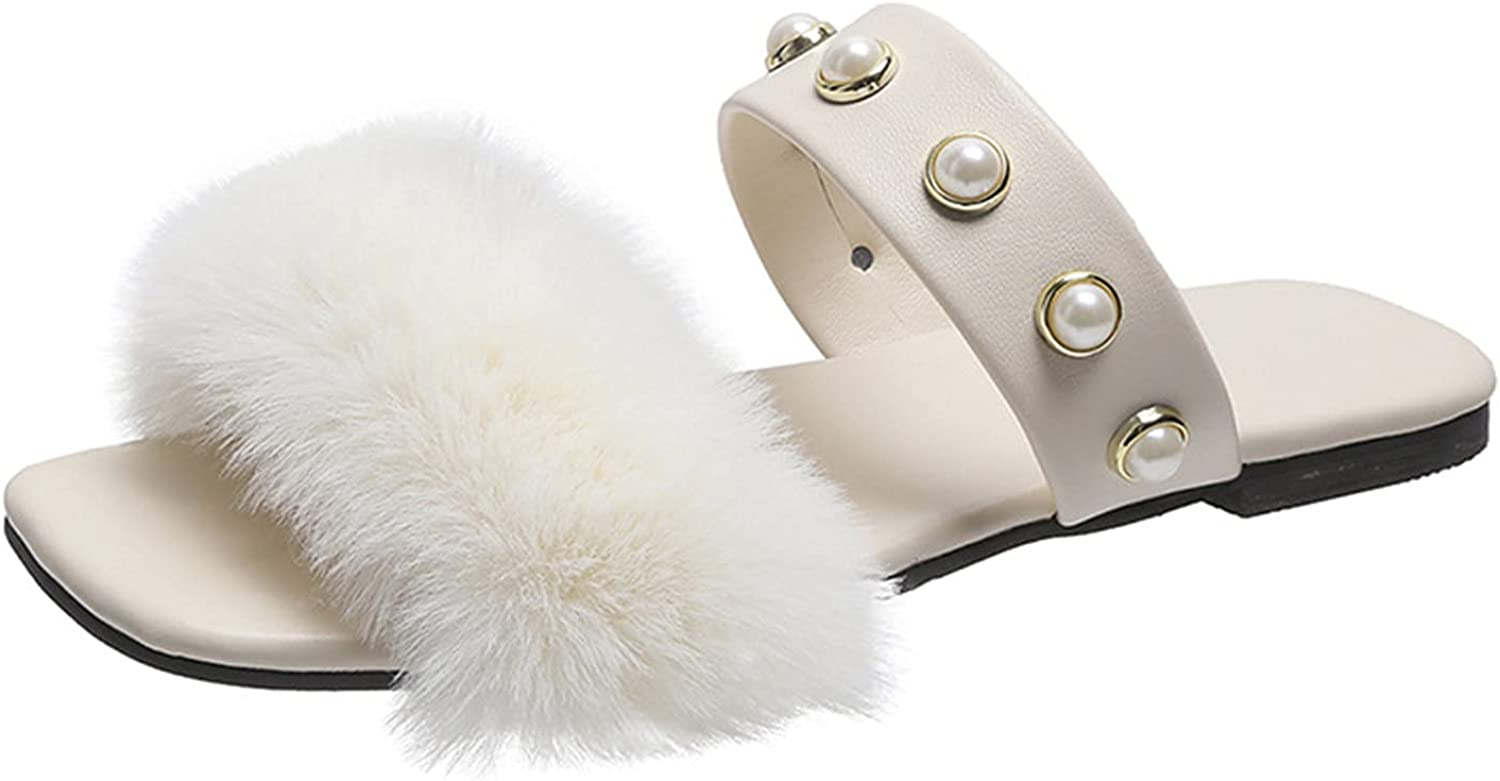 Greece Slides Sandals for Women Summer Casual Modern Leather Pee