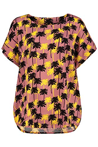 Studio Untold Damen große Größen Shirtbluse Mauve 54/56 749478 59-54+