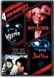 4 Film Favorites: Horror (Bad Moon, Body Snatchers, Coma, Wolfen)