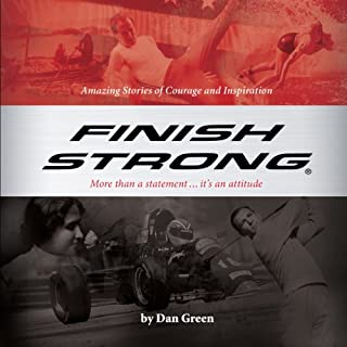 Finish Strong audiobook cover art
