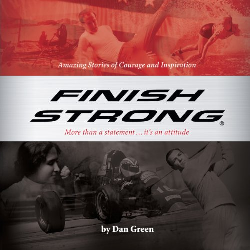 Finish Strong cover art