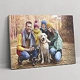 Lienzos personalizados con foto | Cuadro personalizado | Lienzo impreso sobre bastidor diferentes tamaños (30x20 cm)