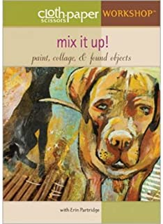 Mix It Up! Paint Collage & Found Objects DVD