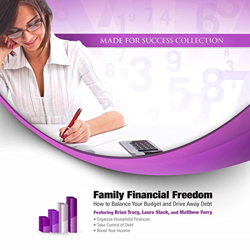 Family Financial Freedom audiobook cover art