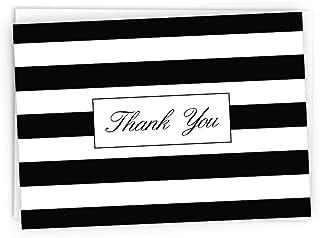 Best black and white striped envelopes Reviews