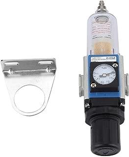 Filter Regulator, G1/4 Pressure Regulating Filter Internal Thread Reducing Value for Air GFR200-08