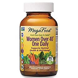 Product thumbnail for MegaFood – Women Over 40 One Daily