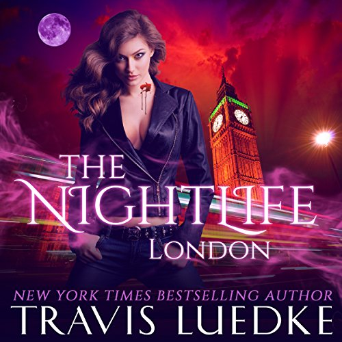 The Nightlife: London cover art