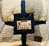 Pendleton Home Collection Queen Size Blanket ROB Roy Gray