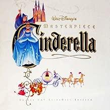 Walt Disney's Masterpiece Cinderella (Deluxe CAV LaserDisc Edition)